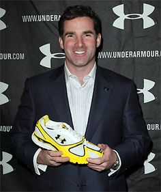 Kevin Plank - founder and CEO of Under Armour