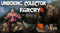 Unboxing/Déballage - Collector Far Cry 4 Kyrat Edition - FR !http://farcry4gamer.com/unboxingdeballage-collector-far-cry-4-kyrat-edition-fr/ ▼▼▼▼OUVRE MOI :D▼▼▼▼    Yo les amis ses LKD comment allez vous en se jour ??   Les amis j'ai l'honneur & les plaisir de vous proposer aujourd'hui un unboxing du collecteur de Far cry 4 Kyrat Edition de très belle chose a l'intérieur   Bon visionnage !   Merci a toi :D !   -------------------------------------------