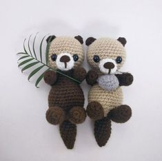 Favorite Amigurumi Patterns - The Friendly Red Fox