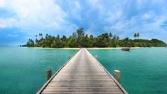 Relax on The Naka Island, Phuket, Phuket, Thailand | Visit The Gift of Winter Escape board for your chance to win a Visa gift card
