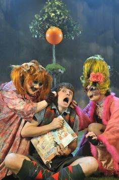 James and the Giant Peach....5/8/11/...Orlando Rep Theatre