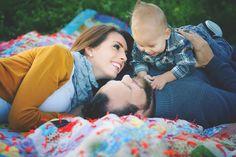 precious. family of 3.