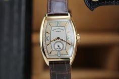 Franck Muller Havana 2852 S6 HV 18K Rose Gold Casablanca Mechanical Watch