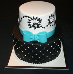 The rain in Spain stays mainly in the plain - by LeChatEtLeGateau @ CakesDecor.com - cake decorating website