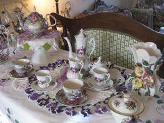 """Bernideen's Tea Time Blog: """"PANSY TIME"""