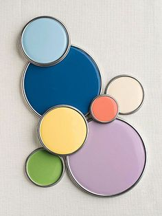 Introducing our 2014 Color Palette of the Year: Library or house colors. House Color Schemes, Colour Schemes, House Colors, Color Combos, Color Patterns, Colour Palettes, Blue Family Rooms, Color Swatches, Color Pallets