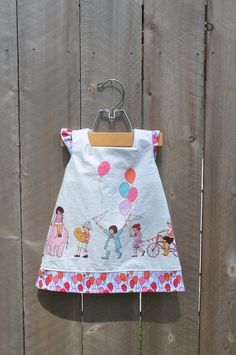 a2a19d2f9ae5 tunic dress children on parade by thespottedfawnshop on Etsy Little Miss