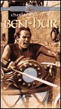 Ben-Hur (1959) Starring: Charlton Heston, Hugh Griffith, Stephen Boyd, Jack Hawkins, Martha Scott, Cathy O'Donnell Director: William Wyler Academy Award Nominations: 12, including Best (Adapted) Screenplay. Academy Awards: 11, including Best Picture, Best Director, Best Actor--Charlton Heston, Best Supporting Actor--Hugh Griffith.