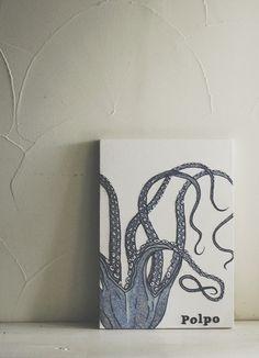 Octopus | yumikohiguchi.com