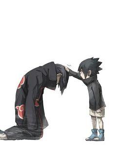 Sasuke and Itachi so adorable Sasuke Uchiha, Anime Naruto, Menma Uzumaki, Naruto Cute, Naruto Shippuden Sasuke, Naruhina, Sasuke Akatsuki, Sasunaru, Wallpaper Naruto Shippuden