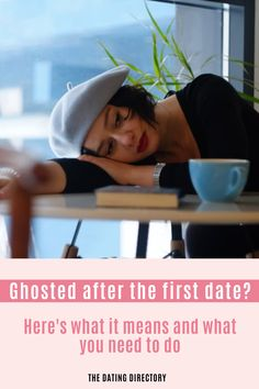 Ghosted after the First Date? Here's what it means and what you need to do - The Dating Directory Dating Blog, Online Dating Advice, Relationship Blogs, Relationship Problems, Breakup Advice, Marriage Advice, Dating Over 40, Fun First Dates, How To Be Irresistible