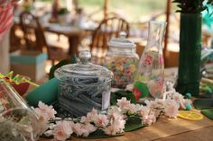 Luxury Hawaiian candy bar for a kids party in St Tropez Hawaiian Candy, Courchevel 1850, Kids Events, Bar Mitzvah, Table Decorations, Birthday, Party, Christmas, Xmas