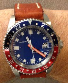 invicta mod - Google'da Ara Vintage Rolex, Seiko, Omega Watch, Watches, Wrist Watches, Wristwatches, Tag Watches, Watch
