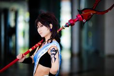 Final Fantasy - Fang