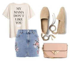 My mama don't like you by alanna-clothing on Polyvore featuring moda, Topshop and Gap