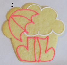 Wellies and Umbrellas ~ Wellies y Paraguas Don't you love rainy days? The only time I don't is when I have to decorate COOKIES... As a ...