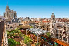 Las mejores terrazas en las alturas de Madrid- ElleSpain