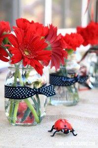 Ladybug Baby Shower Decorations | Shower That Baby
