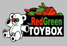 The RedGreen ToyBox, offering vision therapy products worldwide.