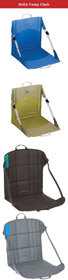 Kelty Camp Chair. Light, Foldable, Portable, And Very Comfortable, The Camp