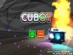 Cubot  Android Game - playslack.com , Cubot - is maybe, the most progressive and captivating mobile game which you have ever competed ! It is incredible intriguing game rifleman game in incredible 3D - situation. pretty 3D graphics and effects of lightening  with progressive animal causes make this game very captivating. Your goal consists in Cubot management to triumph against foes by fire power.