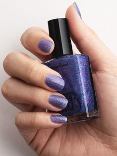 Gifts for... The Party Girl! Glitter Nail Polish by #AmericanApparel #AAholiday