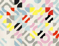 Dyad tiles by Karel Martens