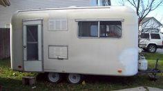 16' 1978 Fiberstream Breadbox trailer! Very cool and vintage! $5500