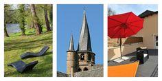 Classé comme l'un des plus beaux villages de France Saint-Côme-d'Olt possède un clocher d'Eglise original qu'il ne faut pas manquer de découvrir.   #Les2Rives #StCômedOlt #Valleedulot #Plusbeauxvillagesdefrance #Aveyron