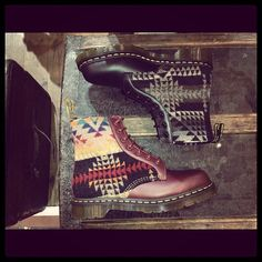 martin boots again Gucci Bags Outlet, Designer Handbag Brands, Martin Boots, Doc Martens Oxfords, Crazy Shoes, Sock Shoes, Fashion Shoes, Women's Fashion, Combat Boots