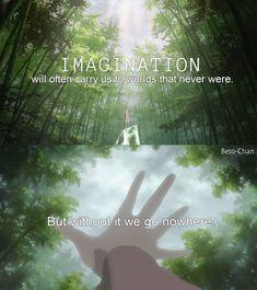 Imagination <3 Anime: Shelter