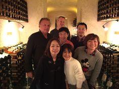 軽井沢のワインセラー