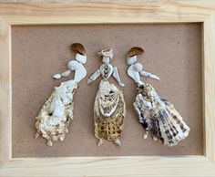 Rock Crafts, Arts And Crafts, Pebble Pictures, Shell Art, Pebble Art, Stone Art, Rock Art, Sea Shells, Projects To Try