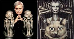 Brain Salad Surgery: The H. R. Giger artwork that inspired 'Alien'