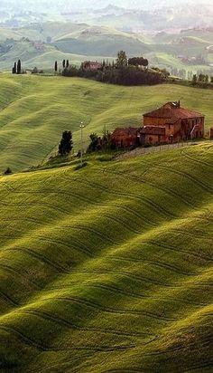 Tuscany, Italy, Flickr by gi@ky