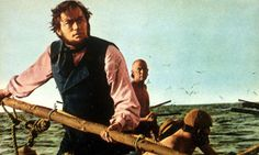 Gregory Peck plays Captain Ahab in the 1956 film. Photograph: SNAP / Rex Features