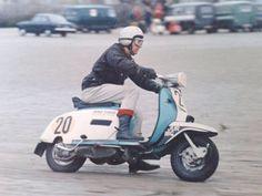 70' Lambretta racer