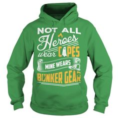 Firefighter My Heroes Wears Bunker Gear #gift #ideas #Popular #Everything #Videos #Shop #Animals #pets #Architecture #Art #Cars #motorcycles #Celebrities #DIY #crafts #Design #Education #Entertainment #Food #drink #Gardening #Geek #Hair #beauty #Health #fitness #History #Holidays #events #Home decor #Humor #Illustrations #posters #Kids #parenting #Men #Outdoors #Photography #Products #Quotes #Science #nature #Sports #Tattoos #Technology #Travel #Weddings #Women
