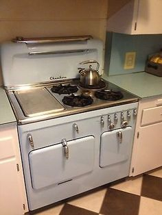 Vintage Chambers Model C Stove GREAT CONDITION!!