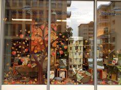 Herbstthema, Bücherlandquart
