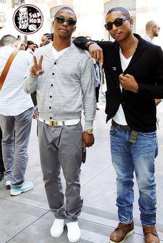 Lupe & Pharrell