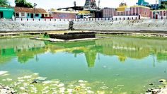 Kundrathur temple tank