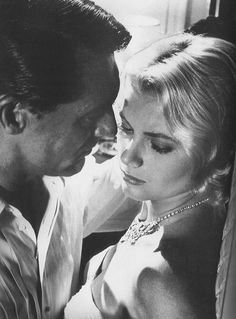 Cary Grant and Grace Kelly  To Catch A Thief