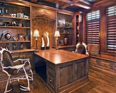 Home Office Built In Desk Design, Pictures, Remodel, Decor and Ideas - page 2