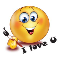 Emoticon Faces, Funny Emoji Faces, Funny Emoticons, Kiss Emoji, Smiley Emoji, Emoji Images, Emoji Pictures, Smileys, Emoji Cara Feliz