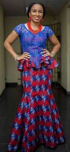 All in all, Ankara short gown is the best choice for female.The reason is that gowns are suitable for any occasion. that make you look chic and attractive. African Dresses For Women, African Print Dresses, African Attire, African Wear, African Women, African Prints, African Style, African Outfits, African Design
