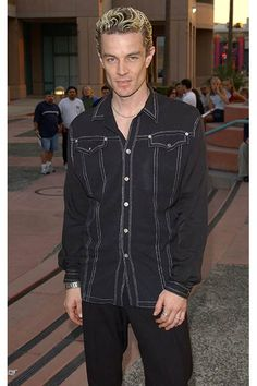 "James Marsters (Spike on ""Buffy the Vampire Slayer"")"