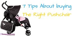 7 Tips About buying a Pushchair You Can't Afford To Miss