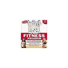 The Biggest Loser Fitness Program (Paperback) by Biggest Loser Experts and Cast