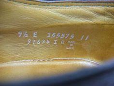 1996年9月製 CORDOVAN【FLORSHEIM】IMPERIAL PLAINTOE MADE IN USA コードバン フローシャイム インペリアル プレーントゥ Leather Shoes, Napkins, Tableware, Leather Dress Shoes, Leather Boots, Dinnerware, Towels, Leather Booties, Dinner Napkins